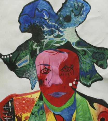 Atelier Bleu cerise - 6/12 ans