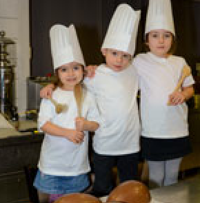 Atelier chocolat - 4/12 ans