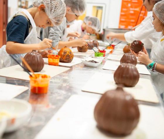 Atelier chocolat - 4/13 ans - 84