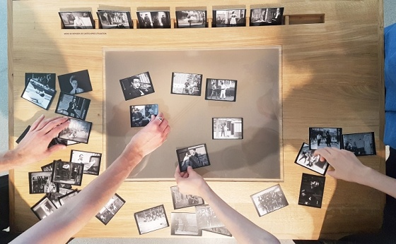 Atelier Ciné-Puzzle 8/14ans - Paris 13è