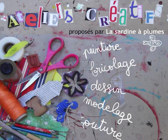 Atelier créatif - 13 Marseille