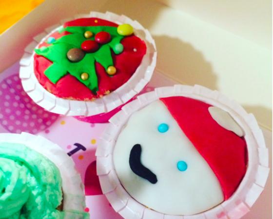 Atelier Cup cake à domicile - 5/12 ans