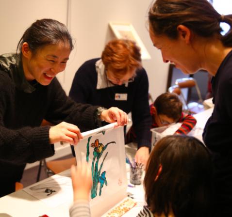 Atelier d'Arts traditionnels Japonais - 8/14 ans