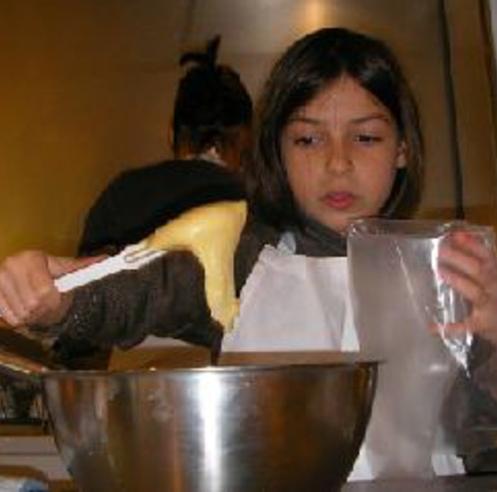 Atelier de cuisine Concept chef - 5/14 ans