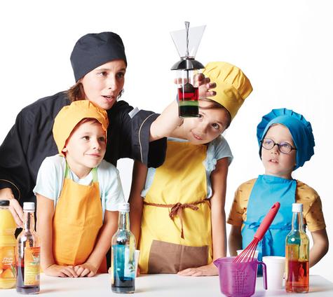 Atelier de Cuisine Moléculaire - 6/12 ans - 75 Paris