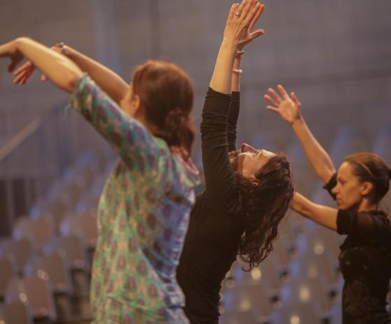 Atelier de danse duo