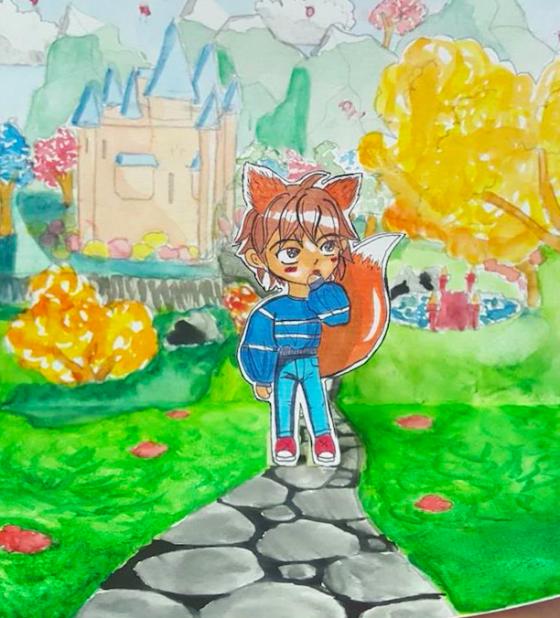 Atelier de manga - 8/15 ans - En visio
