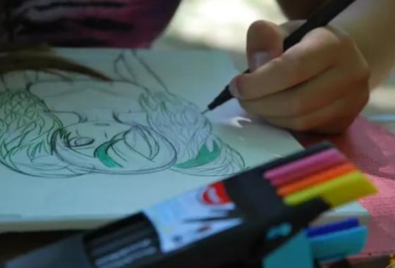 Atelier de manga - 8/15 ans - Poissy 78
