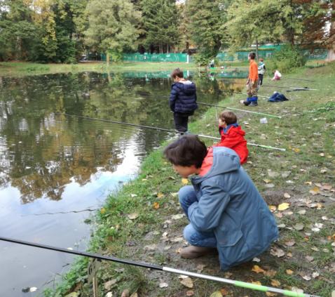 Atelier decouverte pêche mercredi 8/14 ans - 92 Levallois-Perret