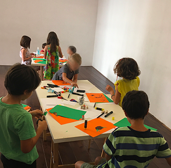 Atelier des arts et du graphisme, des formes et des couleurs - 6/14 ans - Toulouse 31