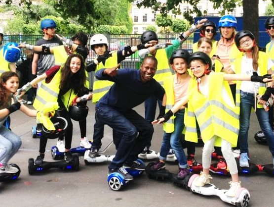 Atelier hoverboard - 7/15 ans