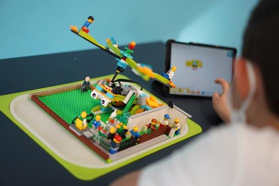Atelier Lego - 6/13 ans -3h- Vedène 84