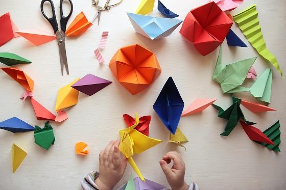 Atelier origami anni - 6/12 ans  - Bordeaux