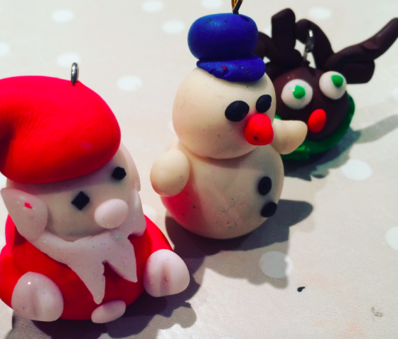 Atelier Pate Fimo - 4/12 ans
