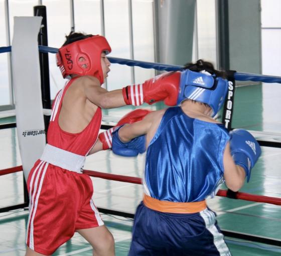 Boxe Ados pour les 12/15 ans abonnement annuel - Paris 12è