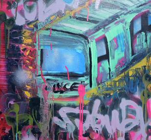Graffiti chez vous - 9/16 ans