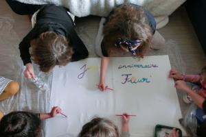 Graines de petits artistes - Mon anniversaire - Nantes 44
