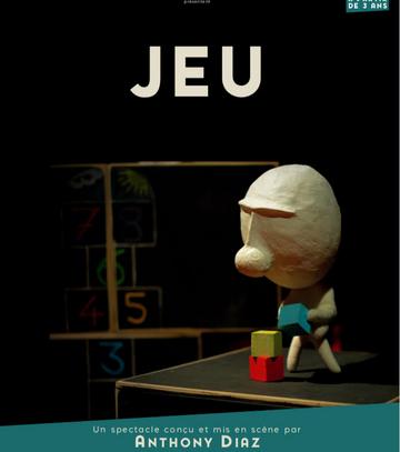 Jeu…Théâtre Lepic - Paris 18è