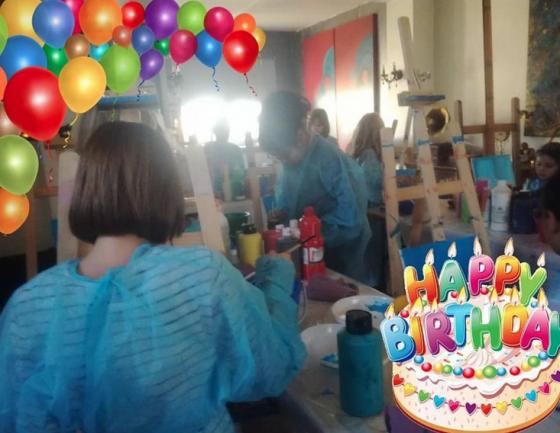 Les petits artistes 5/12 ans - Nancy 54