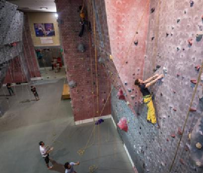 Mur d'escalade - 6/16 ans - Montaudran 31