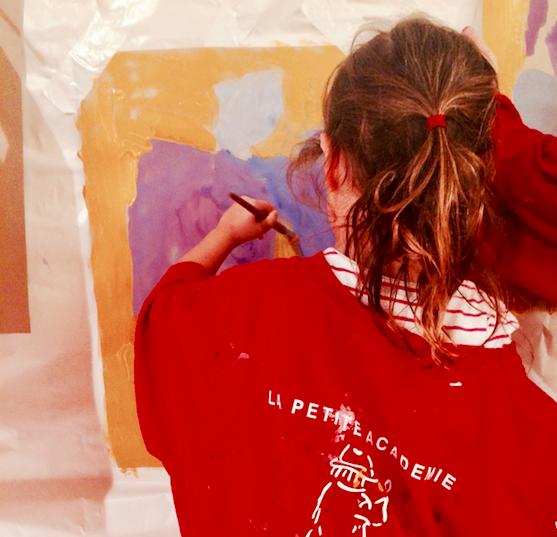 Peinture et modelage 5j - Castelnau 34