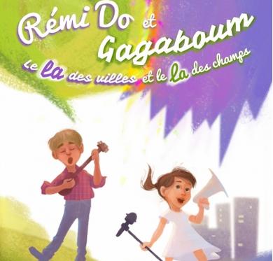 Rémi Do et Gagaboum - Théâtre essaïon - Paris 4è