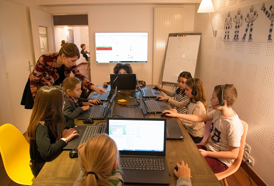 Stage coding - 8/11 ans - En visio