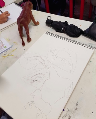 Stage de Dessin BD, Manga et illustrations - 7/10 ans - Marseille 13