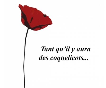 Tant qu'il y aura des coquelicots…Théâtre essaïon - Paris 4è