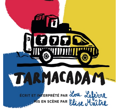 TARMACADAM - Théâtre essaïon - Paris 4è